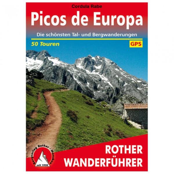 Bergverlag Rother - Picos de Europa - Wanderführer