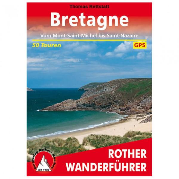Bergverlag Rother - Wanderführer Bretagne - Wanderführer