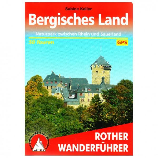 Bergverlag Rother - Bergisches Land - Vaellusoppaat
