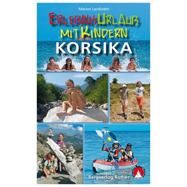 Bergverlag Rother - Korsika - Guías de senderismo