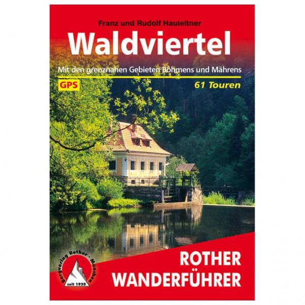 Bergverlag Rother - Waldviertel - Vandreguides