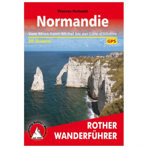 Bergverlag Rother - Normandie - Turguider