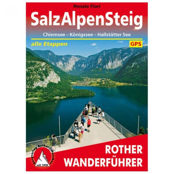 Bergverlag Rother - SalzAlpensteig - Walking guide book