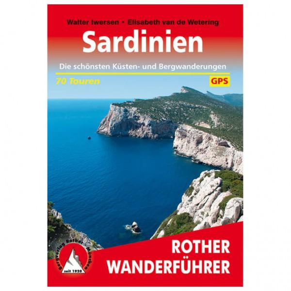 Bergverlag Rother - Sardinien - Vaellusoppaat