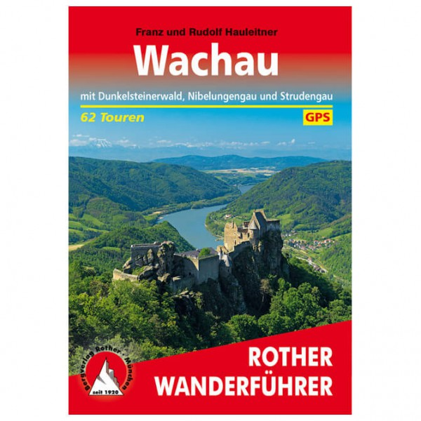 Bergverlag Rother - Wachau - Vaellusoppaat