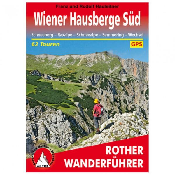 Bergverlag Rother - Wiener Hausberge Süd - Vandringsguider