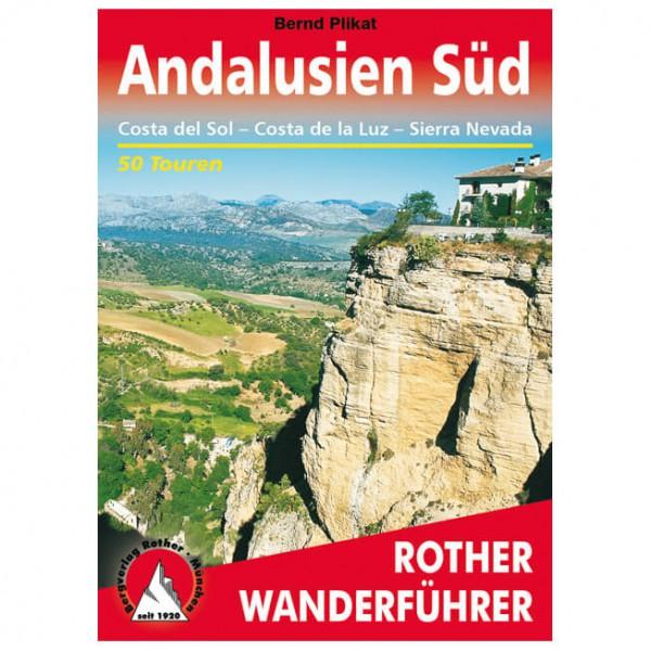 Bergverlag Rother - Andalusien Süd - Wanderführer