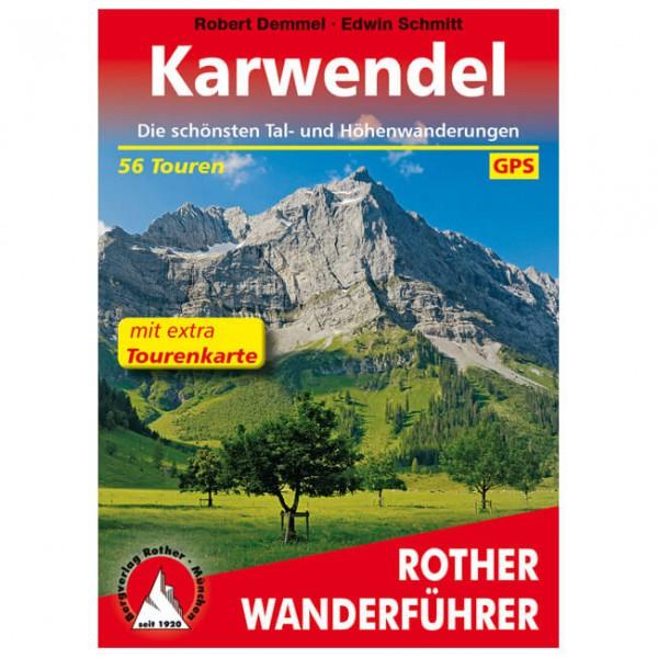 Bergverlag Rother - Karwendel - Vandringsguider