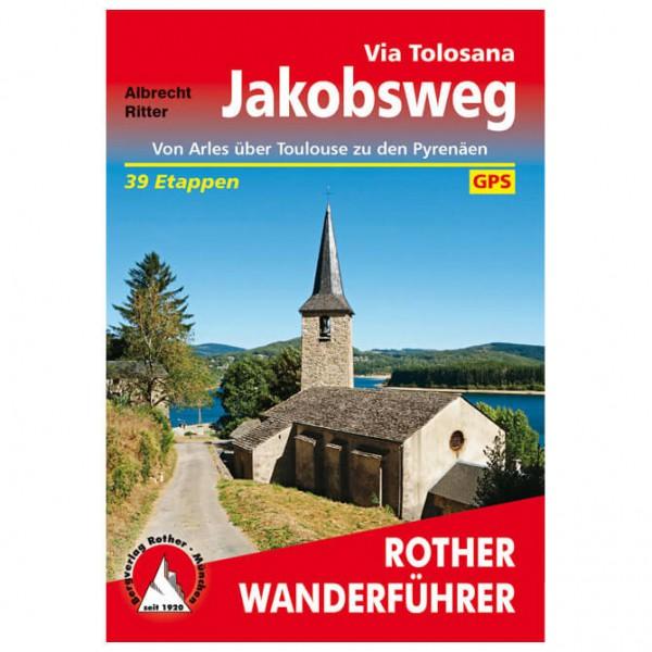 Bergverlag Rother - Via Tolosana – Jakobsweg - Turguider