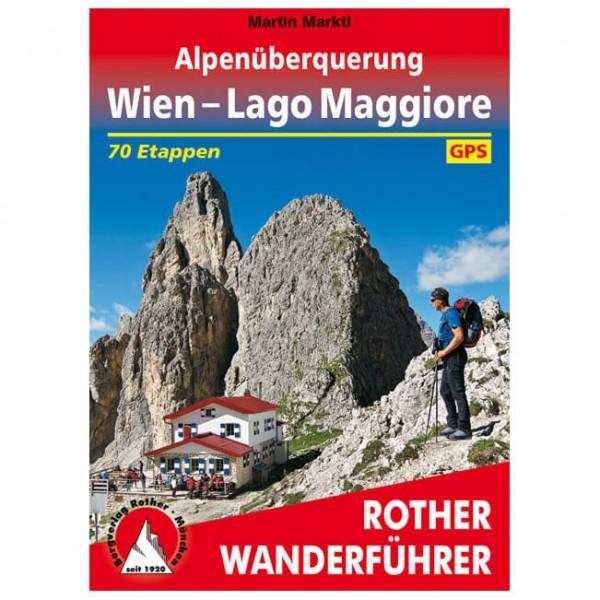 Bergverlag Rother - Wien – Lago Maggiore - Vandreguides