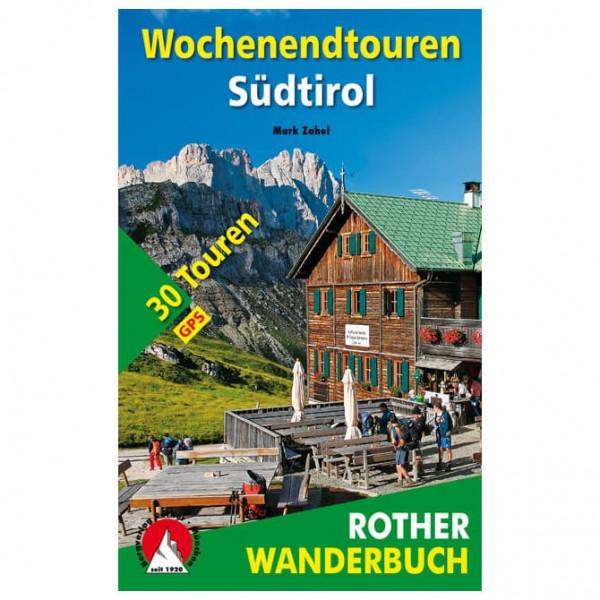 Bergverlag Rother - Wochenendtouren Südtirol - Vandringsguider
