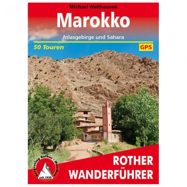 Bergverlag Rother - Marokko - Atlasgebirge und Sahara