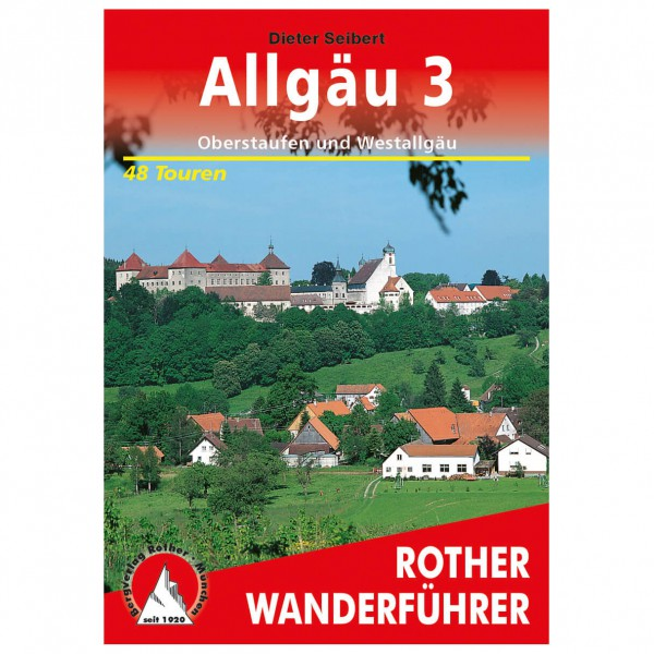 Bergverlag Rother - Allgäu 3 - Guías de senderismo