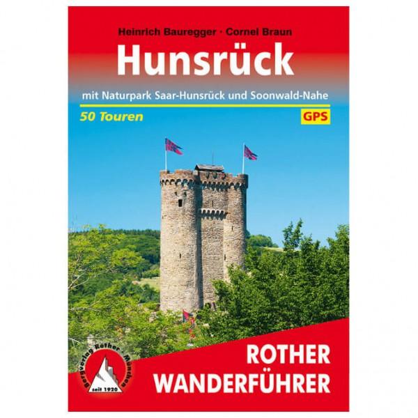 Bergverlag Rother - Hunsrück - Vandreguides