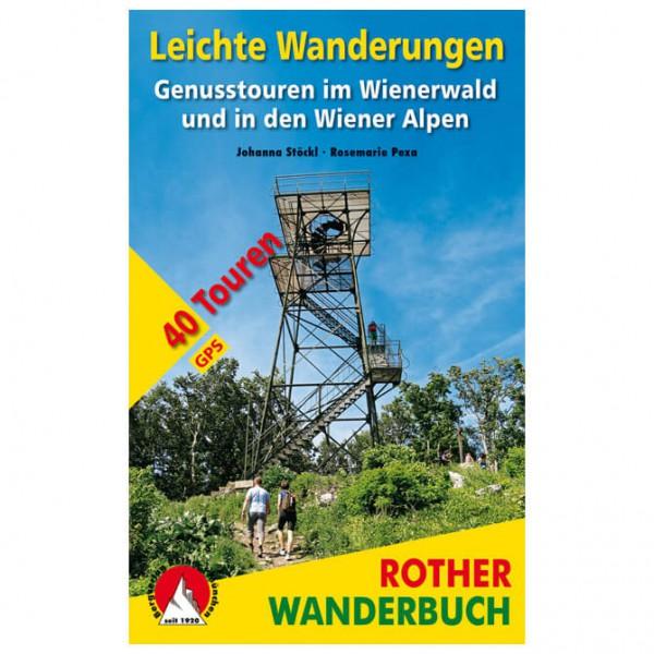 Bergverlag Rother - Leichte Wanderungen - Guías de senderismo