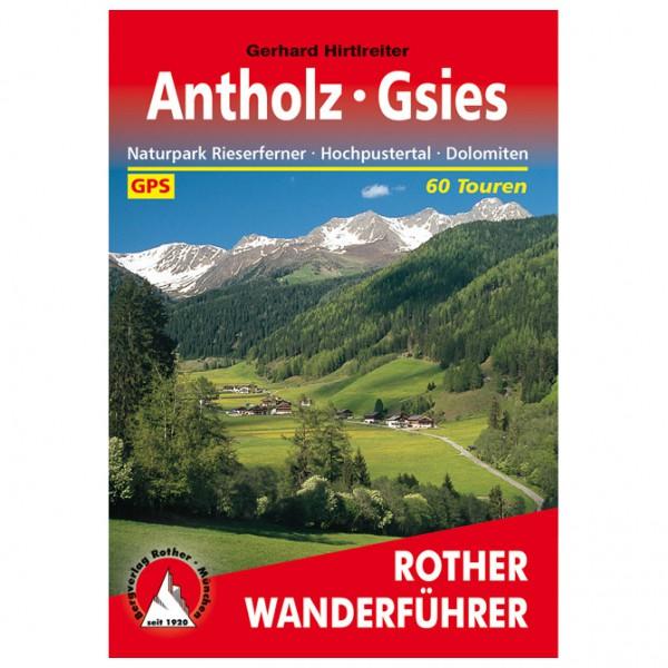 Bergverlag Rother - Antholz – Gsies - Vandringsguider