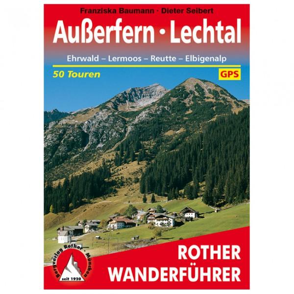 Bergverlag Rother - Außerfern - Vandreguides