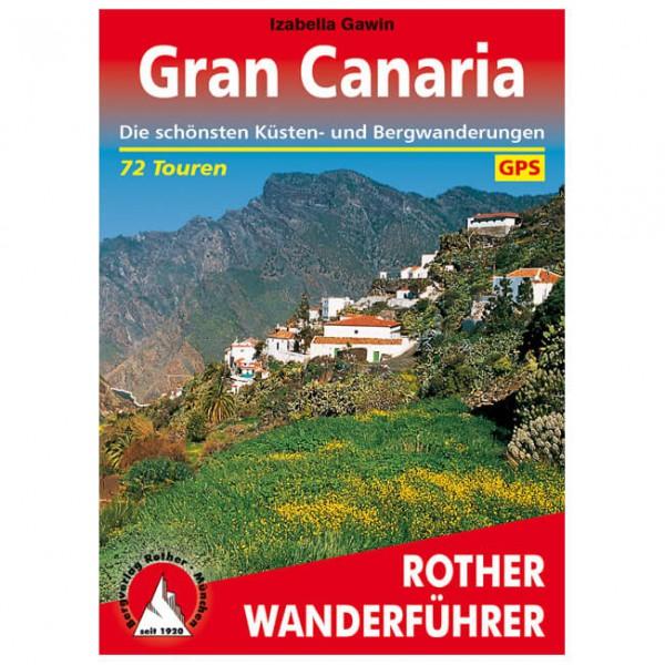 Bergverlag Rother - Gran Canaria - Walking guide book