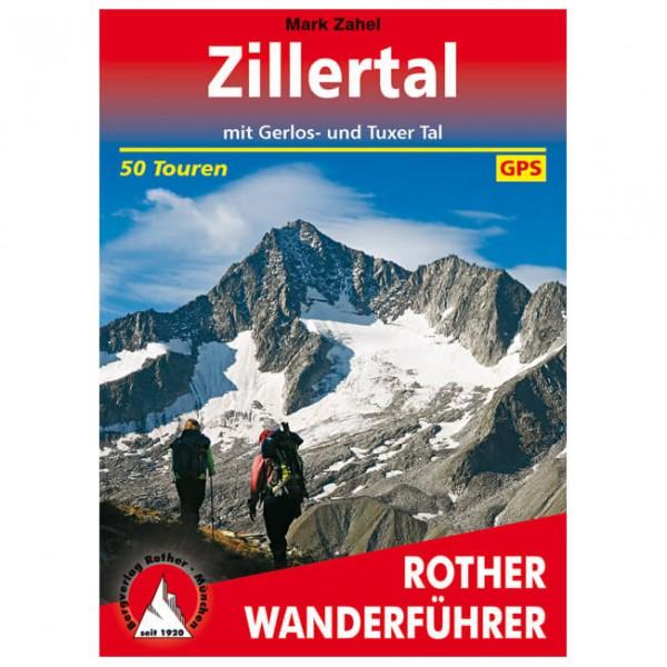 Bergverlag Rother - Zillertal - Vandreguides