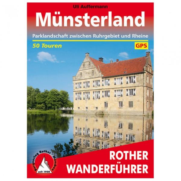 Bergverlag Rother - Münsterland - Vandreguides