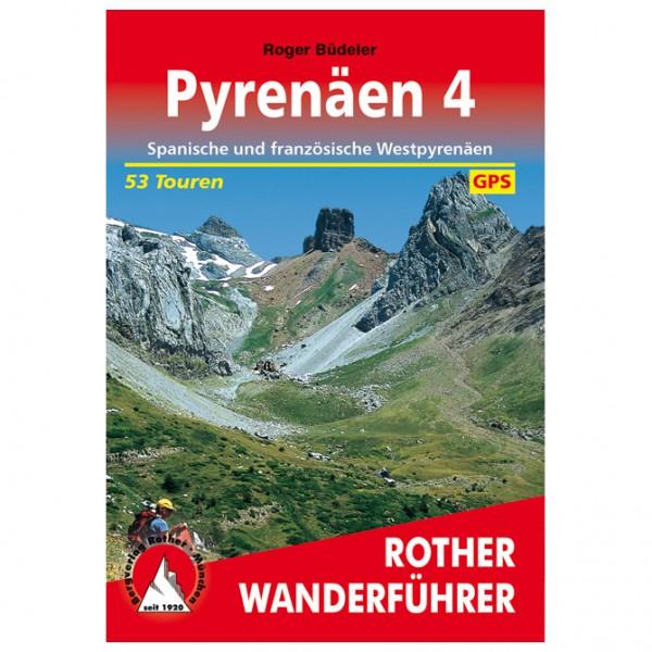 Bergverlag Rother - Pyrenäen 4 - Vandringsguider