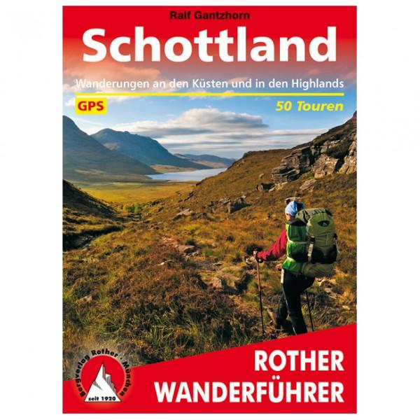 Bergverlag Rother - Schottland - Guías de senderismo