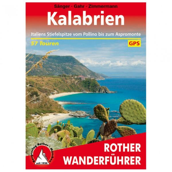 Bergverlag Rother - Kalabrien - Vaellusoppaat