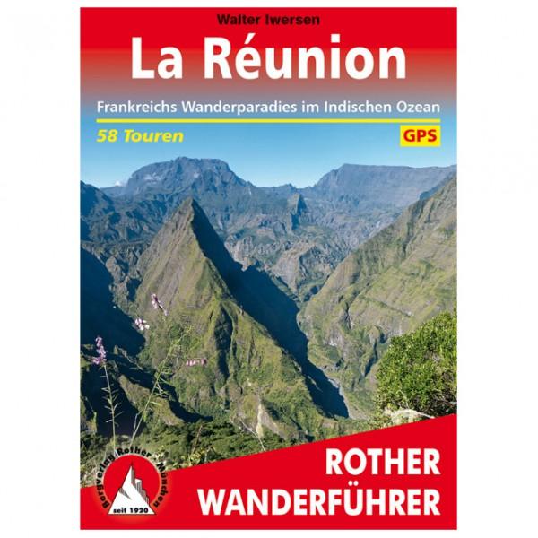 Bergverlag Rother - La Réunion - Wandelgidsen