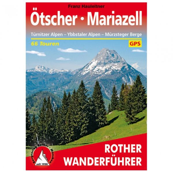 Bergverlag Rother - Ötscher - Mariazell - Vandreguides