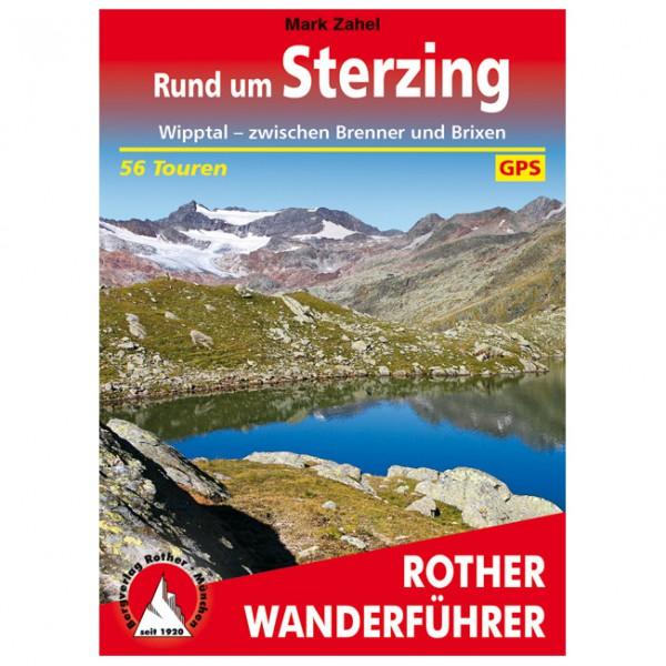 Bergverlag Rother - Rund um Sterzing - Vaellusoppaat