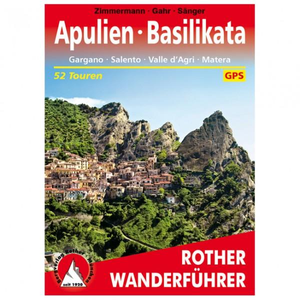 Bergverlag Rother - Apulien – Basilikata - Vandreguides