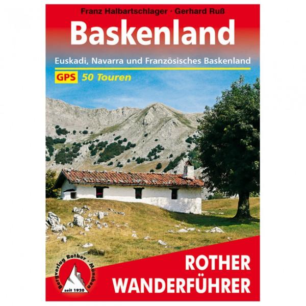Bergverlag Rother - Baskenland - Vandringsguider