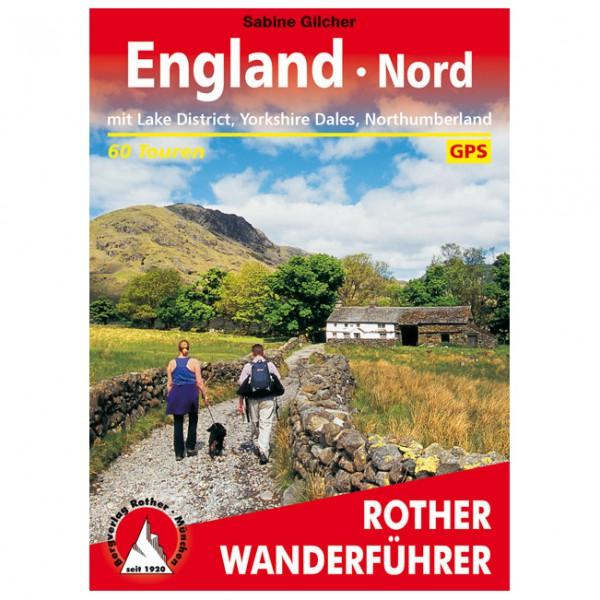 Bergverlag Rother - England Nord - Walking guide book