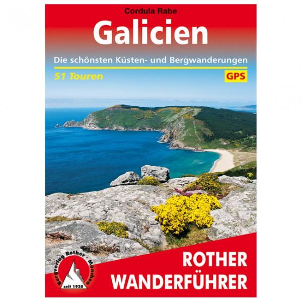 Bergverlag Rother - Galicien - Walking guide book