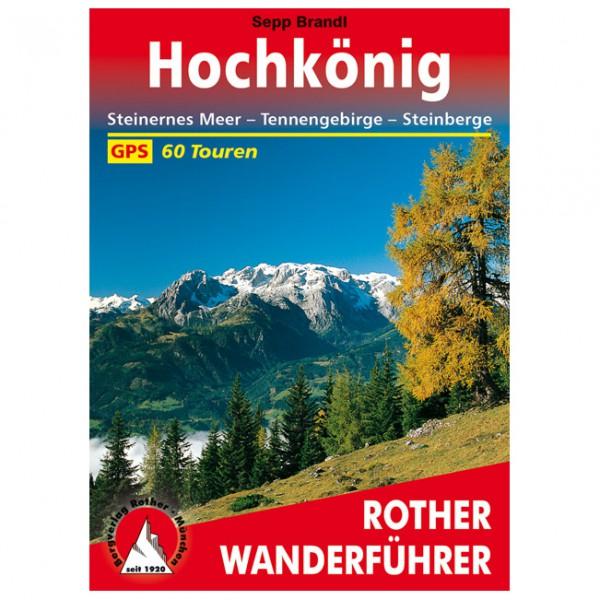 Bergverlag Rother - Hochkönig - Wandelgidsen