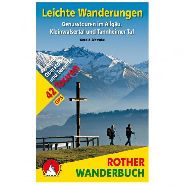 Bergverlag Rother - Leichte Wanderungen - Vandreguides