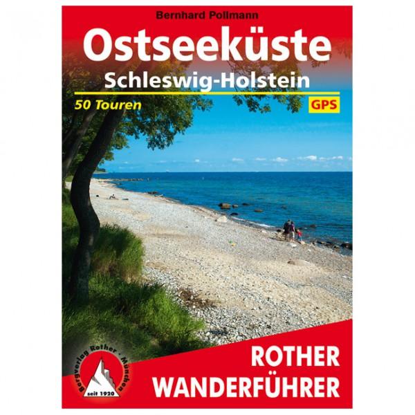 Bergverlag Rother - Ostseeküste - Wanderführer