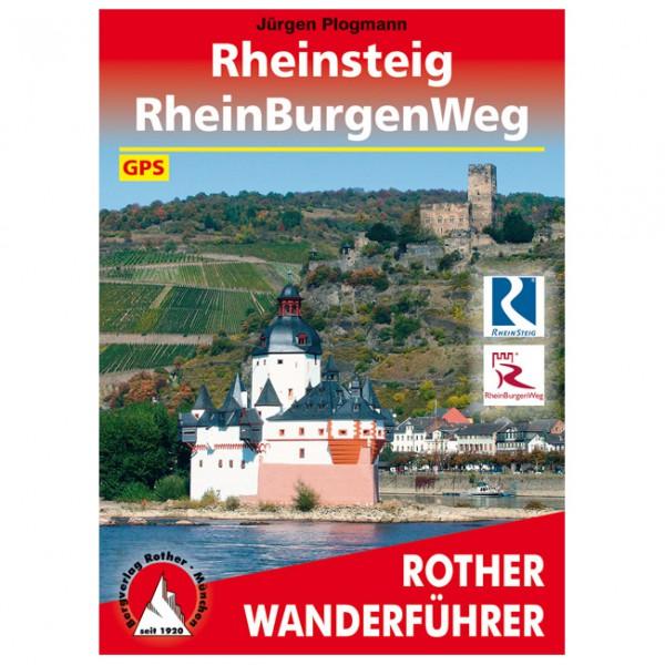 Bergverlag Rother - Rheinsteig – Rheinburgenweg - Turguider
