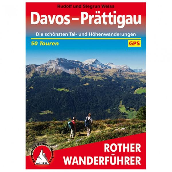 Bergverlag Rother - Davos – Prättigau - Vandringsguider
