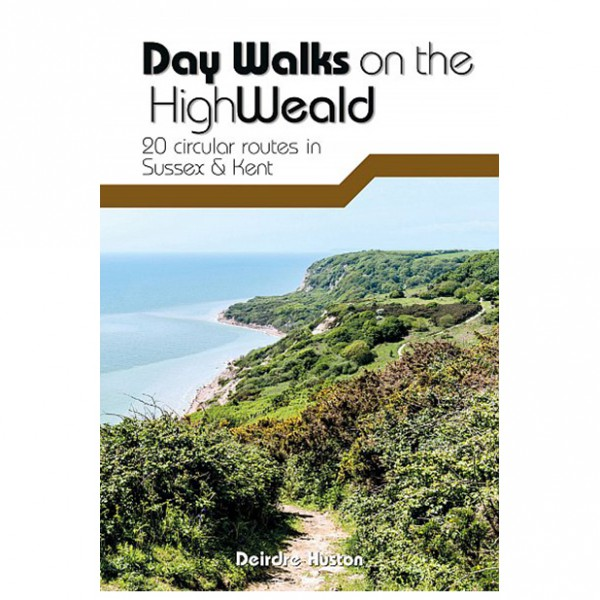 Cordee - Day Walks on the High Weald - Vandringsguider