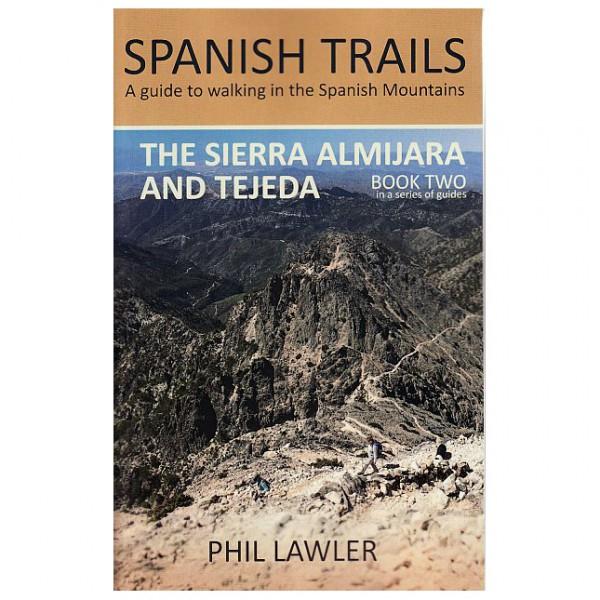 Cordee - The Sierra Almijara and Tejeda - Spanish Trails Bo - Wandelgids