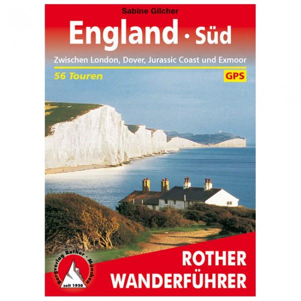 Bergverlag Rother - England Süd - Walking guide book