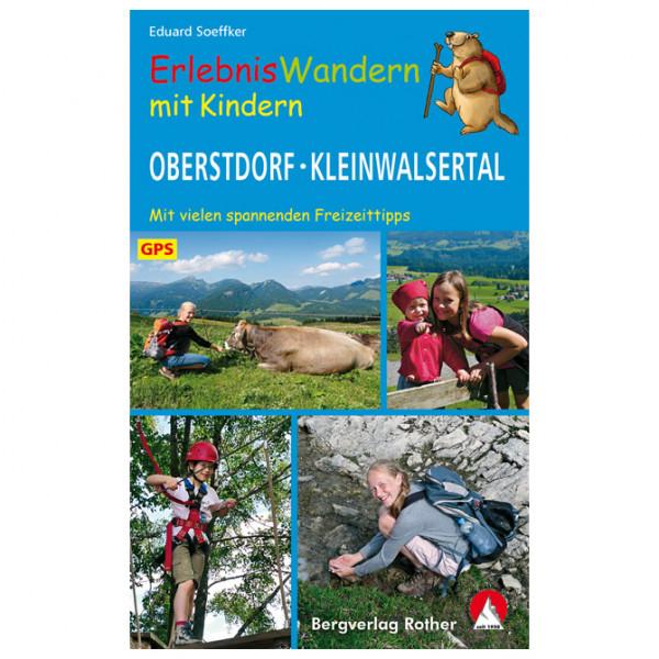 Bergverlag Rother - ErlebnisWandern mit Kindern Oberstdorf - Vaellusoppaat
