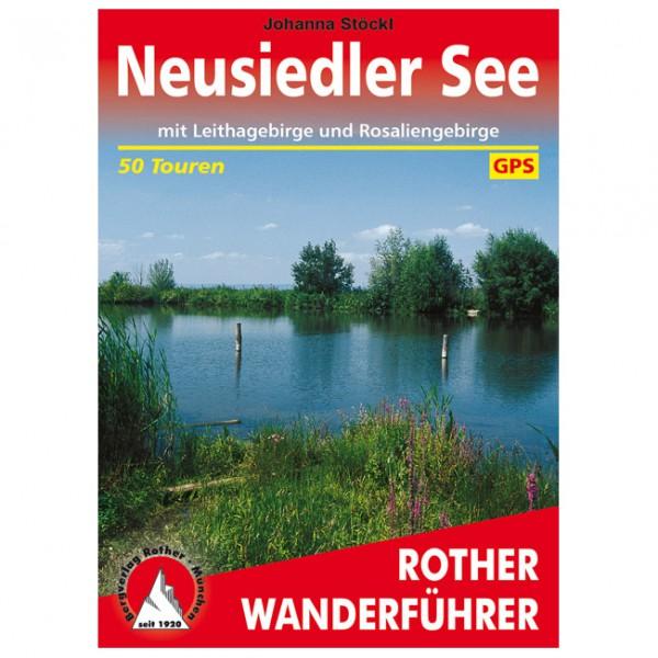 Bergverlag Rother - Neusiedler See - Walking guide book