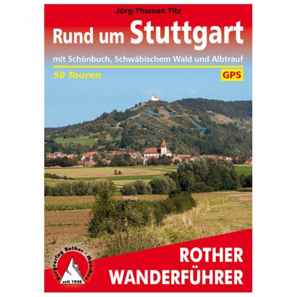 Bergverlag Rother - Rund um Stuttgart - Vaellusoppaat