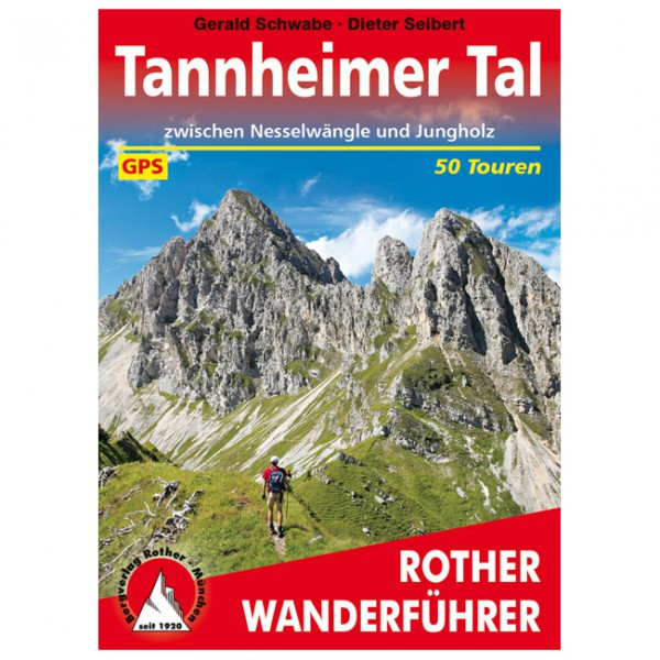 Bergverlag Rother - Tannheimer Tal - Vandringsguider