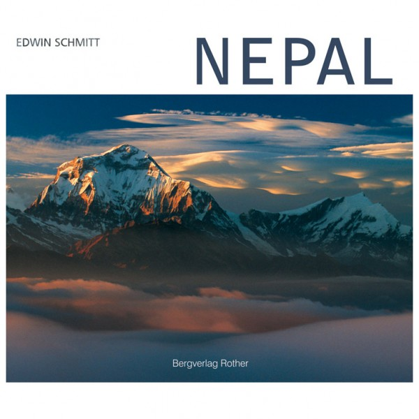 Bergverlag Rother - Nepal Trekkerparadies im Himalaya - Vandreguides