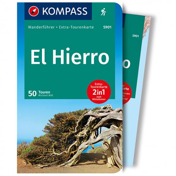 Kompass - El Hierro - Vaellusoppaat