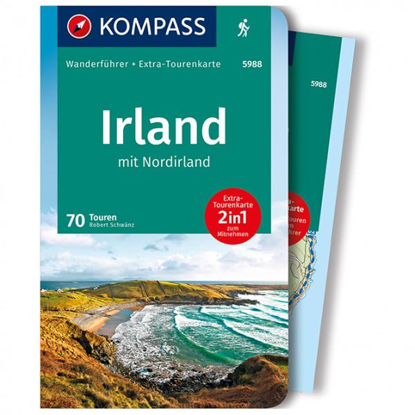 Irland mit Nordirland - Walking guide book