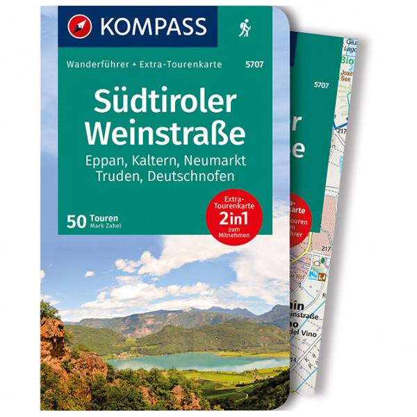 Kompass - Südtiroler Weinstraße - Vandringsguider